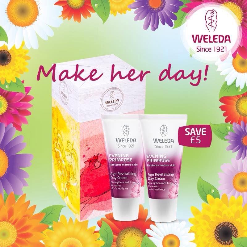 weleda mothers day