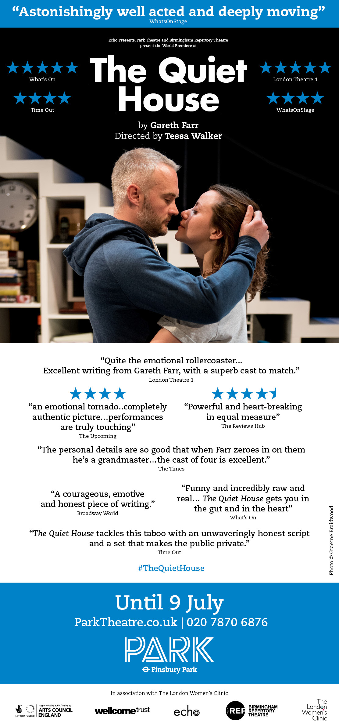 The Quiet House – Play Review