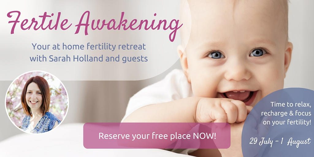 Free Online Fertility Retreat