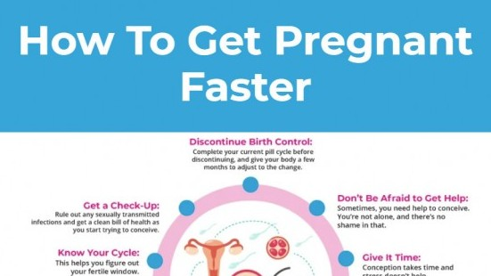 How To Get Pregnant Faster