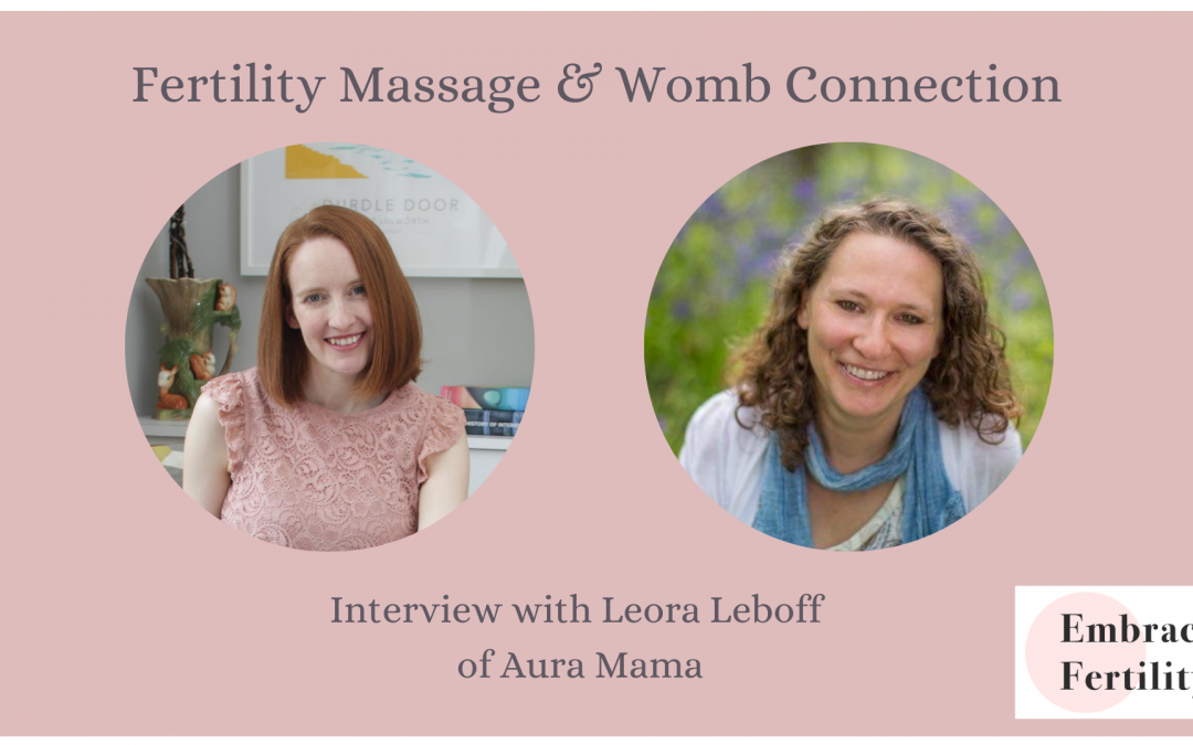 Fertility Massage and Womb Connection