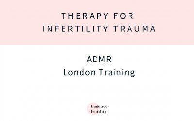 Therapy for Infertility Trauma