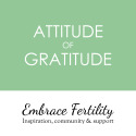 Attitude of gratitude body scan